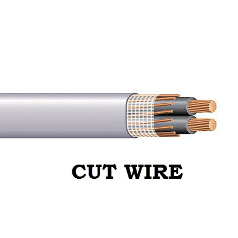 Southwire Seu 6 3 Cu Cut Copper Pigtailing Aluminum Wiring