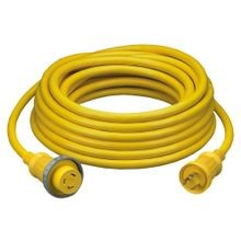 Twist-Lock Extension Cord