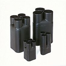 Shrink Tubing Boot