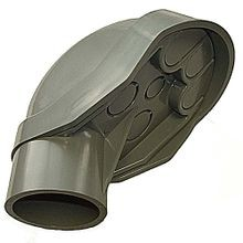 PVC Conduit Entrance Cap