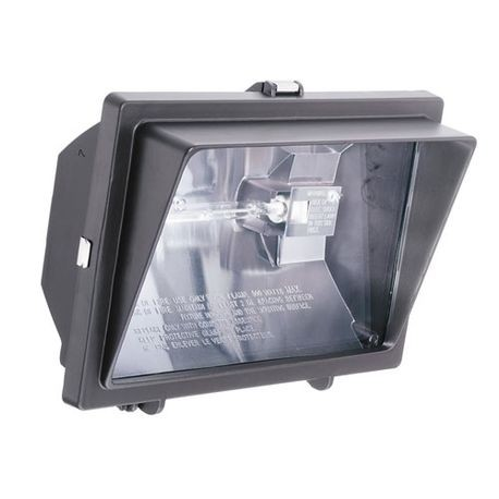 Lithonia Lighting-OFL 300/500Q 120 LP BZ M6