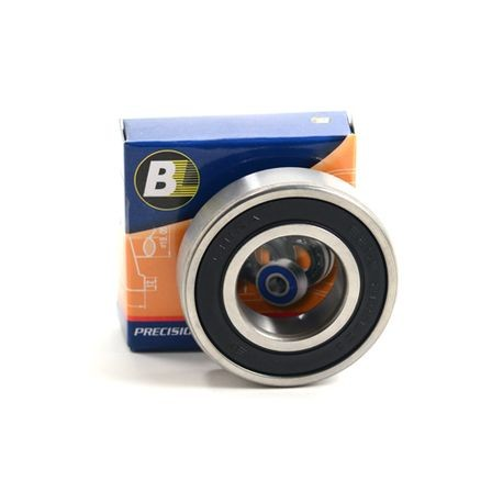 Bearings Limited-6201X1/2 2RS/C3 PRX