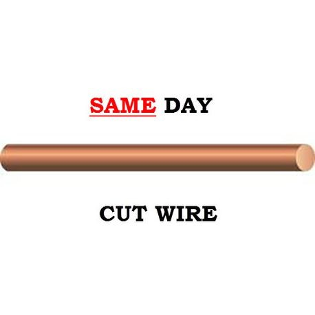 Southwire-BARE SOL 8 CU - CUT (SAME DAY)