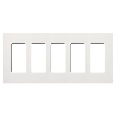 Lutron-CW-5-WH