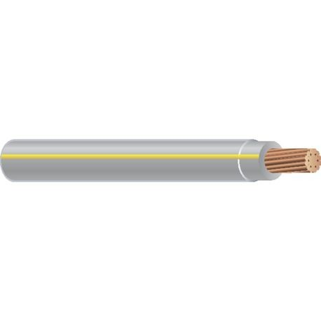 Southwire-10-19 SD CU THHN-THWN-MTW-AWM UL/c(UL) GRAY-YELLOW 2500 FT