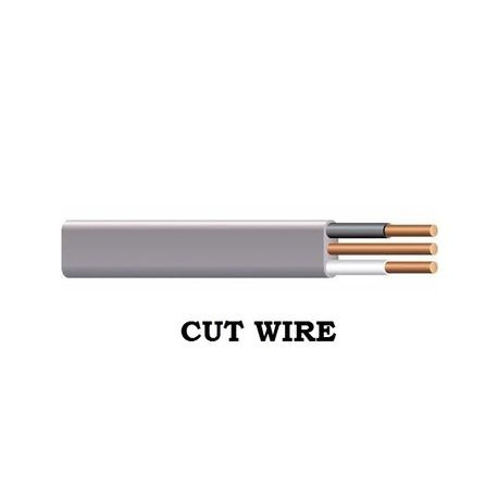 Southwire-UF 12/2 G - CUT