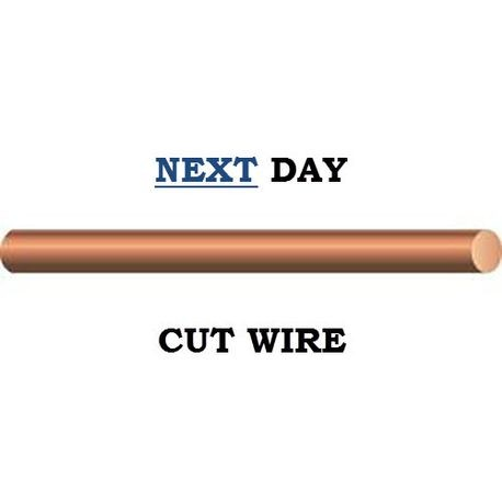Southwire-BARE SOL 8 CU - CUT (NEXT DAY)