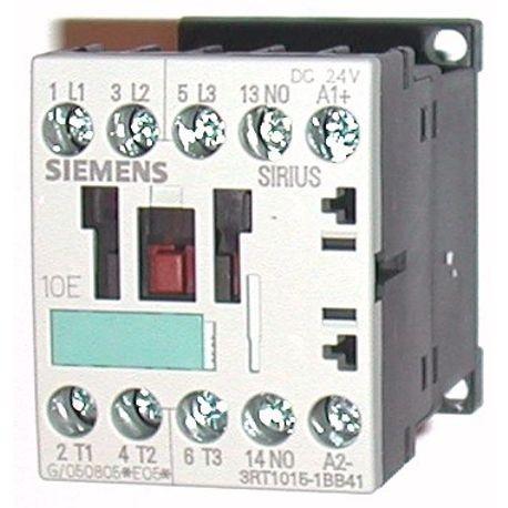 SIEMENS SIRIUS 3R CONTACTOR   3RT1015-1BB41