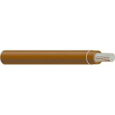 Southwire-THHN-STR-350-Aluminum-Brown