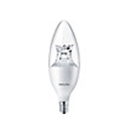 Philips Lamps-7B12/LED/827-22/E12/DIM