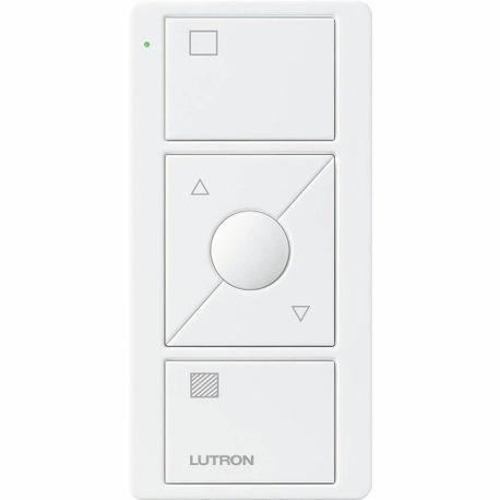 Lutron, Pico Wireless Control with LED, PJ2-3BRL-GWH-S01