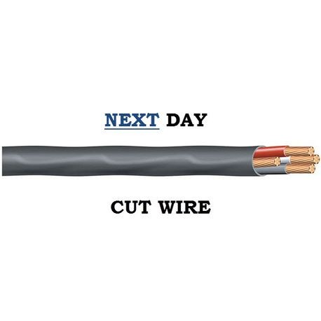 Southwire-NM 8/3 G - CUT (NEXT DAY)