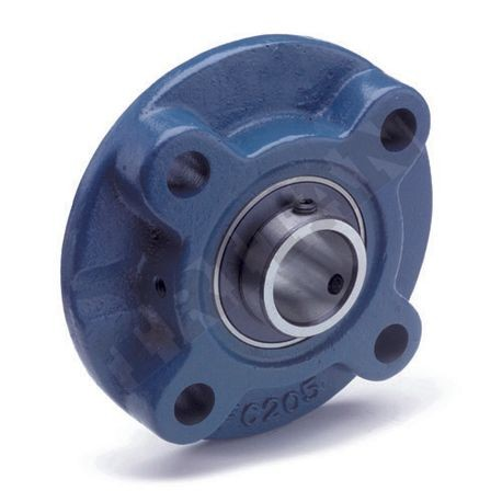 Bearings Limited-UCFC205-25MM