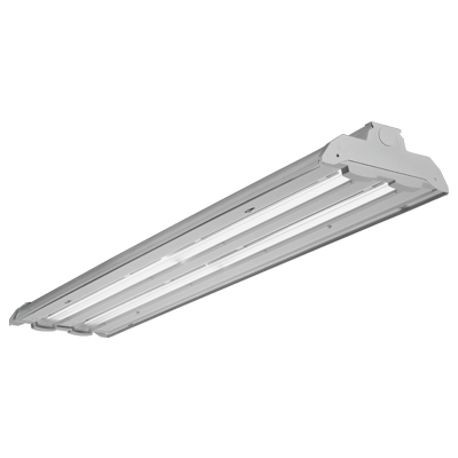Lithonia Lighting-MSL 4000LM L/LV MVOLT EZ1 40K 80CRI WH